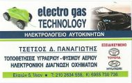 ELECTRO GAS TECHNOLOGY